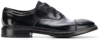 Premiata derby shoes