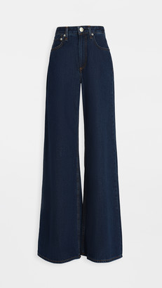 Rag & Bone Ruth Super High-Rise Ultra Wide Leg Jeans