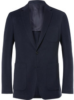 Burberry Slim-Fit Cashmere Blazer