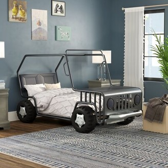Hokku Designs Off Road Twin Car Bed