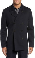 Ted Baker Men's 'Bonde' Modern Trim Fit Double Breasted Jacket