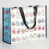 Cost Plus World Market Bicycles Tote Bag