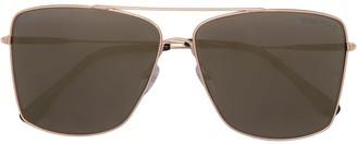 Tom Ford Oversized Frame Sunglasses