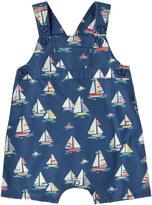 Cath Kidston Boats & Buoys Baby Bibshorts