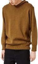 Topman Men's Oversize Knit Hoodie