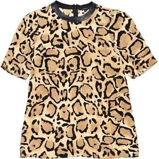 Gucci \N Beige Silk Tops