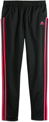 adidas Girls 7-16 Tricot Stripe Pant