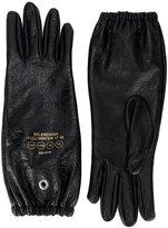Balenciaga 2017 leather gloves