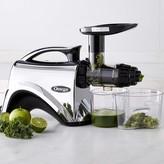 Williams-Sonoma Williams Sonoma Omega Nutrition System Electric Juicer, Chrome