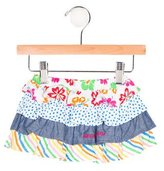 Agatha Ruiz De La Prada Girls' Ruffle Mini Skirt