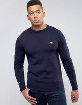 Ellesse Knitted Sweater With Small Logo
