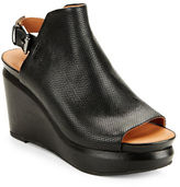Gentle Souls Jasper Platform Wedge Sandals
