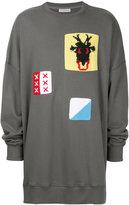 J.W.Anderson oversized sweatshirt