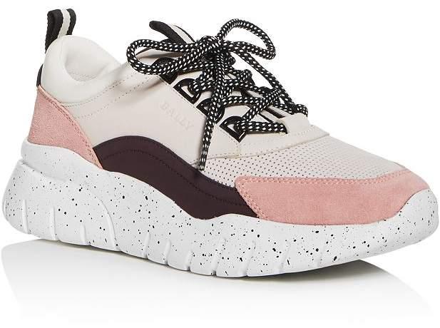 Bally Women's Bitti Low-Top Sneakers