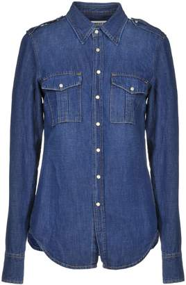 DEPARTMENT 5 Denim shirts - Item 42689574PO