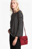 French Connection Spring Tim Tim Stripe Top
