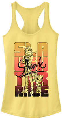 Disney Juniors' Wreck-It Ralph 2 Shank Stack Ideal Racerback Tank Top