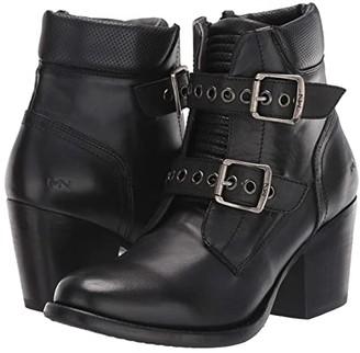 Mark Nason Yuma (Black) Women's Shoes
