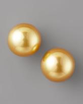 Mikimoto Pearl Stud Earrings, 11mm