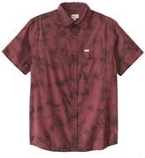 Matix Clothing Company Men's Dyevil Woven Short Sleeve Shirt 8143836