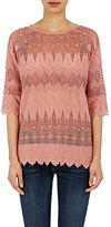 Ulla Johnson Women's Sadie Blouse-PINK