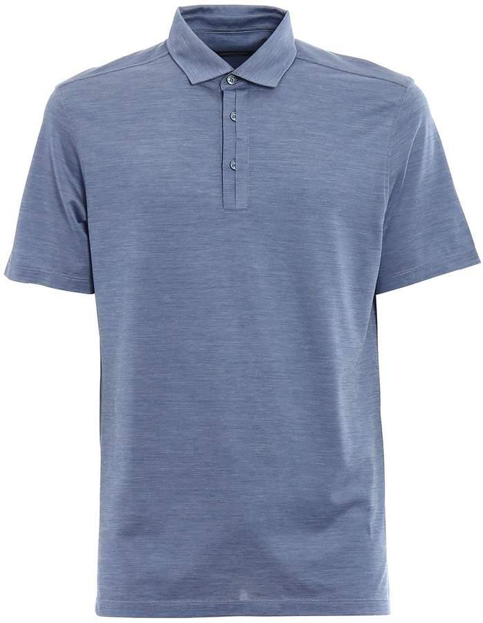 Ermenegildo Zegna S/l Polo Shirt