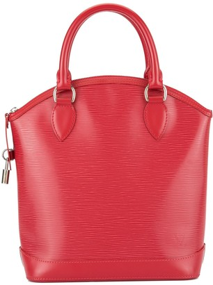 Louis Vuitton pre-owned Lockit Hand Tote Bag