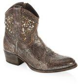 Frye Deborah Studded Leather Boots