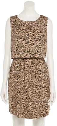 Apt. 9 Petite Sleeveless Blouson Dress