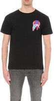 Obey Nocturnal Activities Cotton-jersey T-shirt