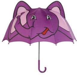 Kidorable Little and Big Girl Elephant Umbrellas