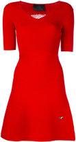 Philipp Plein Romanye dress - women - Polyester/Viscose - XS