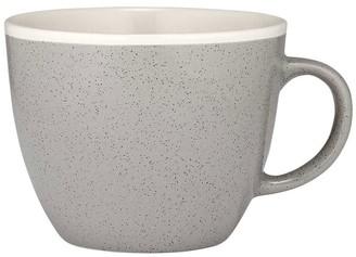 Ladelle Geva Stoneware 4 Piece Mug Set 350ml Grey Speckle