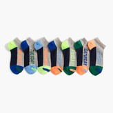 J.Crew Boys' days of the week socks seven-pack