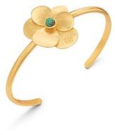 Tory Burch Flower Petal Cuff