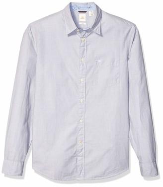 Dockers Long Sleeve Signature Comfort Flex Shirt (Print)