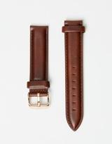 Daniel Wellington St Mawes Leather Strap 18mm