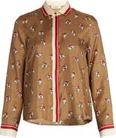Max Mara Muscari shirt