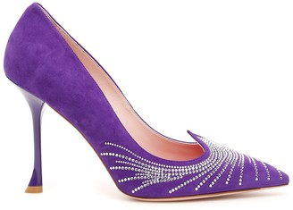 Roger Vivier I Love Vivier 100 Pumps