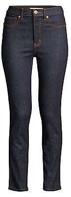Tory Burch Women's Straight-Leg Jeans