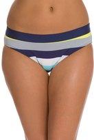 Jag Swimwear Santa Lucia Stripe Hipster Bikini Bottom 8120927