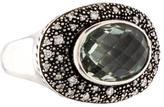 David Yurman Midnight Melange Prasiolite & Diamond