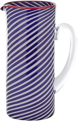 Americana Glass Carafe