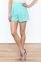 Do & Be Powder Blue Shorts