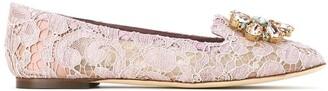 Dolce & Gabbana Vally ballerinas