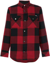 Carhartt checked pocket shirt