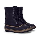 Sorel 1964 Premium Waterproof Leather Boot Black