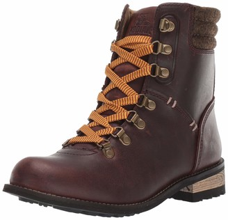 Kodiak Women's Surrey II Waterproof Boot Cocoa 8 Medium US