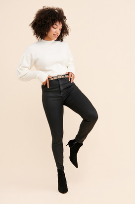 DL1961 Farrow Coated Skinny Jeans