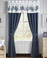 "Croscill Clayra Cotton 72"" x 18"" Tailored Window Valance"